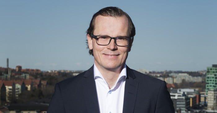Fredrik Olsson, Nordenchef på NTT Com Security.
