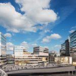 Coromatic säkrar driften av SEB:s nya kontor i Arenastaden