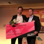 Foreseeti vann Almi Invests pris: Årets titthålsinvestering