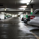 Stanley Security säkrar underjordiskt parkeringsgarage