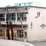 System för inrymning till skola i Göteborg med interntelefoni som bonus