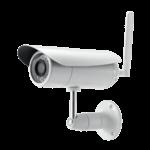 Första nätverkskameran med 4G för trådlös bevakning utomhus