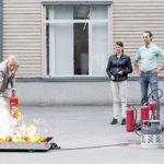 Securitas utbildar Region Uppsala i brandskydd