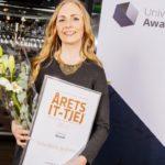 Sofia Borck Janeheim är Årets IT-tjej