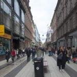 Misstänkt terrorattack i centrala Stockholm