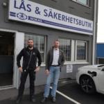 Nokas öppnar ytterligare en säkerhetsbutik i Göteborg