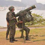 Saab får beställning på RBS 70 från den brasilianska armén