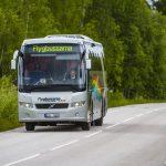 Transdev gör bussresorna säkrare med hjälp av förarassistans från Mobileye