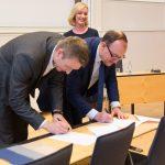 Unikt samarbete mellan Företagsuniversitetet och Lunds Universitet