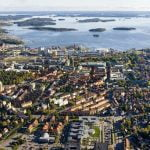 ABB utvecklar lösningar för smarta städer för Västerås stad