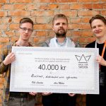 Vinnare av Hack for Sweden 2018