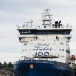 Finska isbrytare utrustade med kameror från Bosch