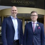 Securitas ingår långsiktigt avtal med Grand Hôtel