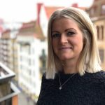 Hallå där Caroline Svensson, Security Consultant på Knowit Insight