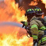 MSB bistår med kriscontainrar till räddningsarbeten vid skogsbränder