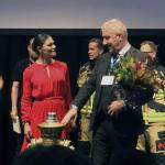 Storstockholms brandförsvar korat till Årets Räddningstjänst