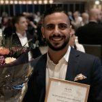 Ahmed Mireé blev Sveriges främsta unga innovatör