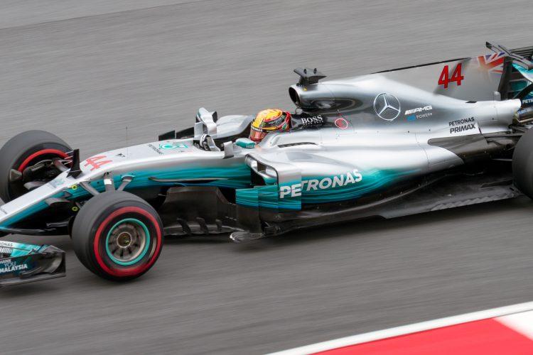 Säker datahantering sätter Formel 1-stall i pole position