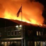 Hallå där Pelle Johansson, vd för CSG i vars lokaler det brann nyligen