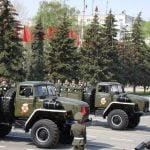 FOI: Ryssland övar på storskaliga krig