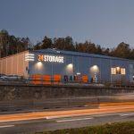 Zenita säkrar 24Storages förrådslokaler
