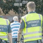 Antalet ingripanden av ordningsvakter fördubblades 2018