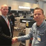 Vindico levererar butiks-DNA till butiker på Arlanda