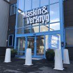 Zenita Security installerar säkerhetssystem till Maskin & Verktyg i Uppsala
