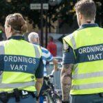 Polisen pausar fortbildning för ordningsvakter