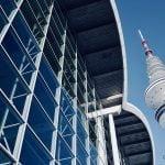 Bosch levererar utrymningslarm till Hamburg Messe und Congress