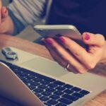 Populärt nyårslöfte – att ändra sin digitala livsstil