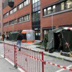 Hallå där Anders Gidrup, säkerhetschef på Locum som understödjer Region Stockholms vårdarbete