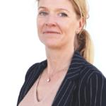 Hon blir vice ordförande för Säkerhetsbranschen