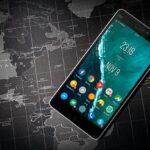 Appar övervakar Androidtelefoner