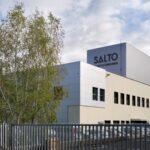 Saltos produktionsanläggning har uppnått koldioxidneutral status