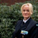 Försvarsmakten utser Lena Persson Herlitz till chef för inriktningsavdelningen
