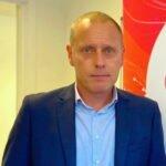 Han är ny landschef för Check Point Sverige