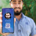E-legitimering med biometri lanseras