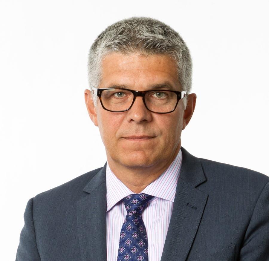 Anders Thornberg, chef för Säkerhetspolisen.