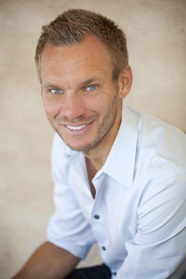Erik Slottner, gruppledare för Kristdemokraterna i Stockholms stadshus.
