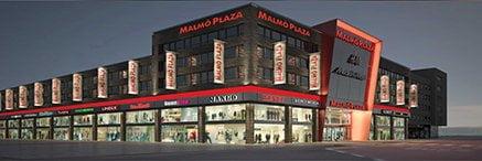 Malmoe-Plaza, Malmoe (SWE)