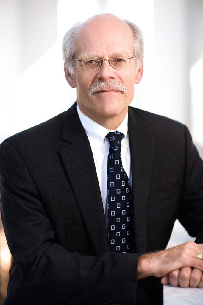 Stefan Ingves, Riksbankschefen.