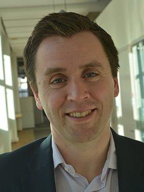 Per Eleblad, säkerhetsdirektör på Försäkringskassan.
