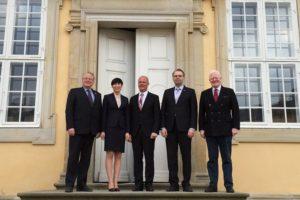 Försvarminister Peter Hultqvist träffade 30-31 mars sina nordiska kolleger inom det nordiska försvarssamarbetet Nordefco i Köpenhamn. Foto: Regeringskansliet
