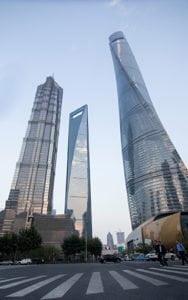 Bosch Sicherheitssysteme liefert vernetzte Sicherheitslösung für den Shanghai Tower_2_liten