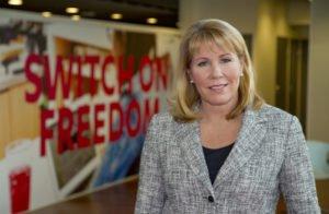 Mari Heusala, HR-chef på F-Secure.