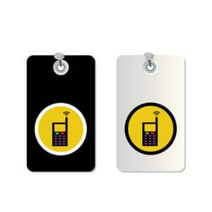 tag symbol set for use