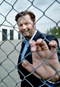 Anders Berglund, vd för Forltax.