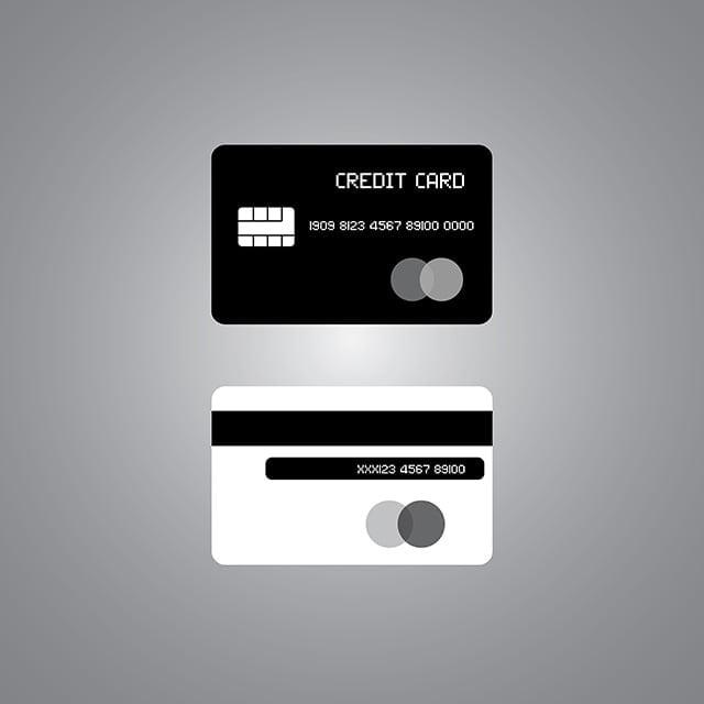 Credit cards symbol