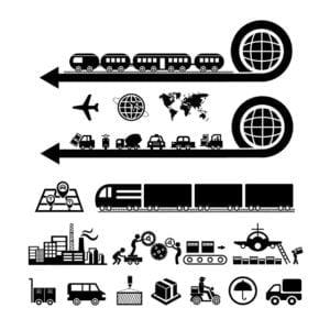 industrial and  logistics export